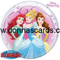 Character Bubble Balloons