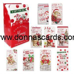 Christmas Money Wallets